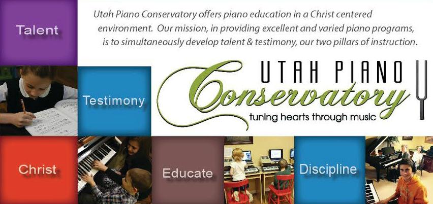 Utah Piano Conservatory